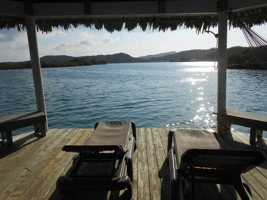 Barefoot Cay Resort & Spa: Palupa