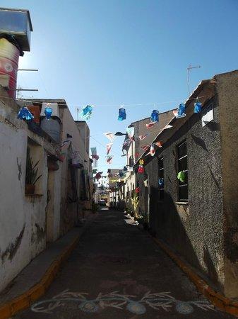Formentera del Segura, España: Street Decoration