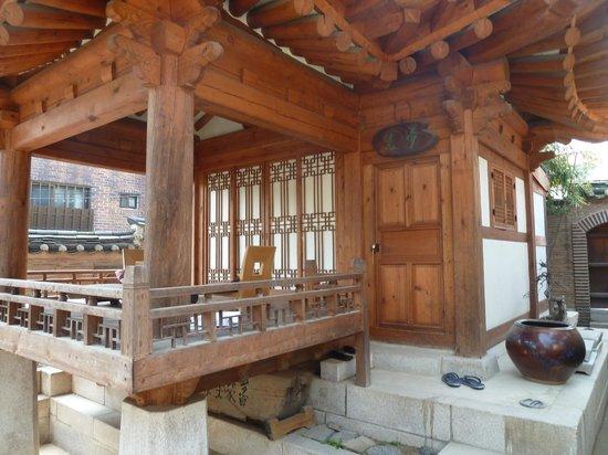 Rakkojae Seoul: the Patio Room