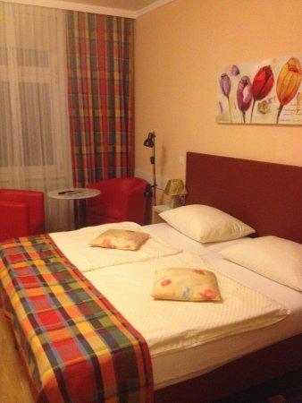 Appartements Ferchergasse: Appartement 5 - Schlafzimmer