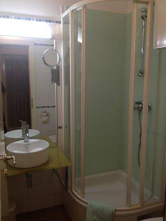 Appartements Ferchergasse: Appartement 5 - Badezimmer