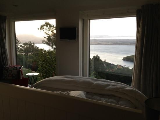 Acacia Cliffs Lodge: morning views