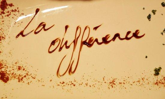 La-difference: logo