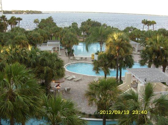 Destin West Beach and Bay Resort: nice