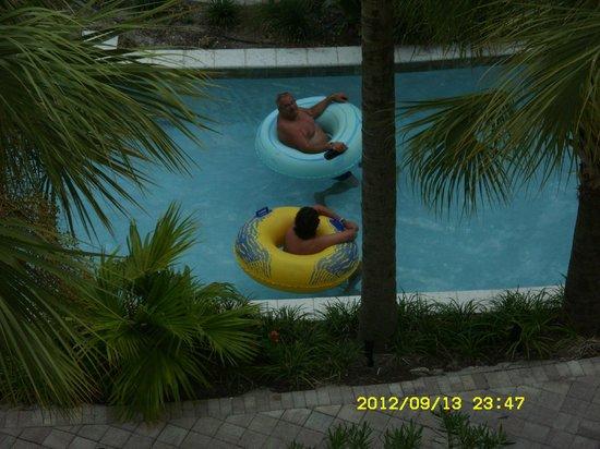 Destin West Beach and Bay Resort: very nice