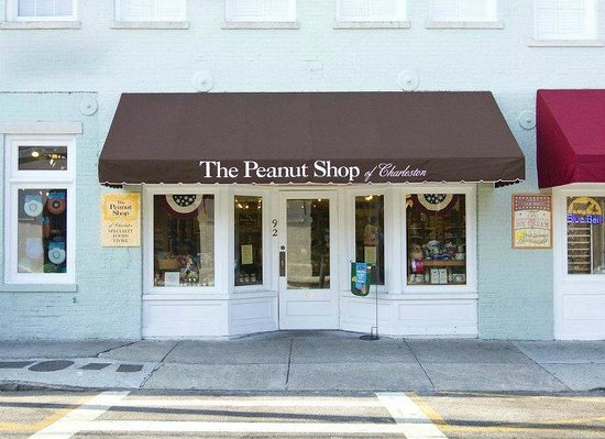 The Peanut Shop of Charleston