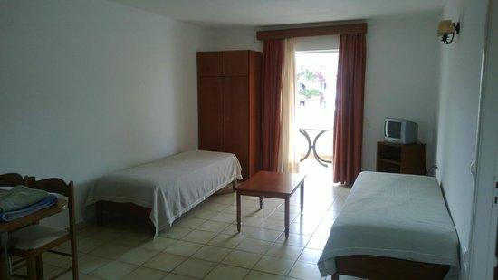 Bitzaro Grande Hotel: Room