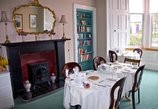 Barony House: breakfast room