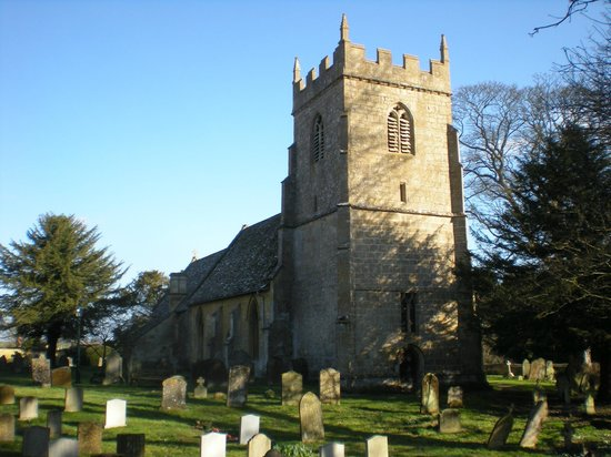 St Eadburgha's Church