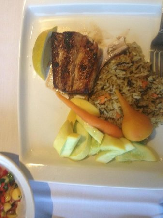 Bay Harbor: Blackend Mahi Mahi