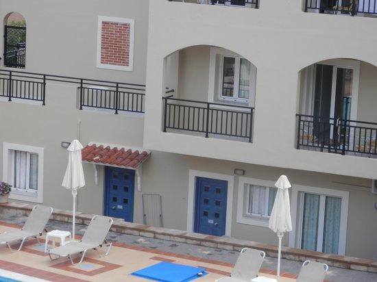 彩虹公寓酒店照片