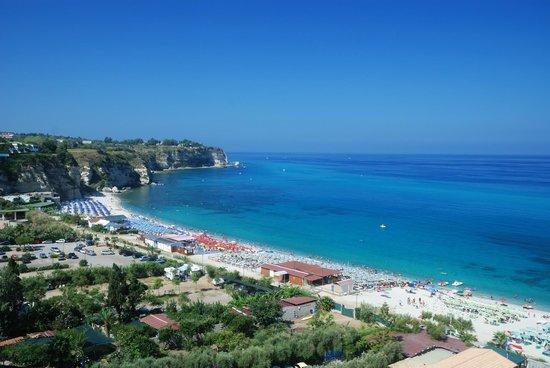 Hotel Rocca Della Sena: Panorama dal terrazzo / solarium