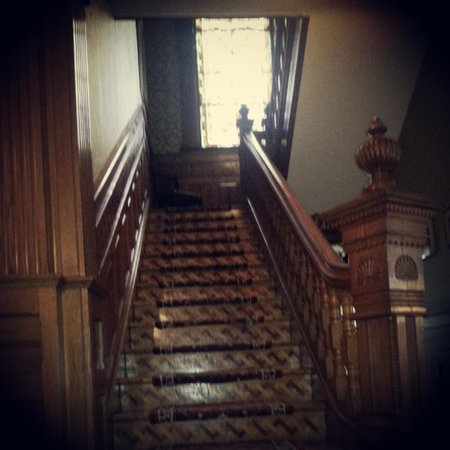 The Clockmakers Inn: Stairs