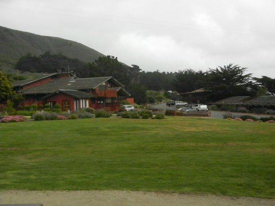 Ragged Point Inn and Resort: The propery