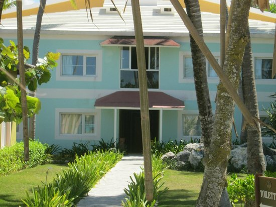 Grand Palladium Punta Cana Resort & Spa: Block 2000 oder 3000 oder 4000