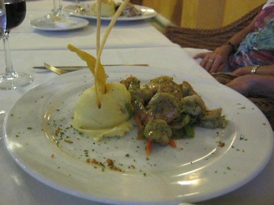 Grand Palladium Punta Cana Resort & Spa: A la carte