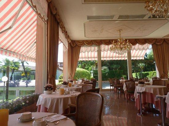 Hotel Simplon: sala colazione