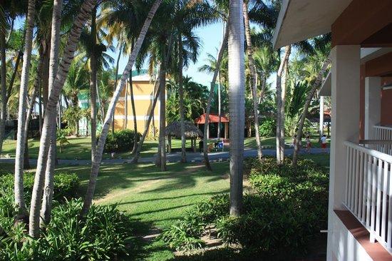 Grand Palladium Punta Cana Resort & Spa: Ausblick aus Villa 75