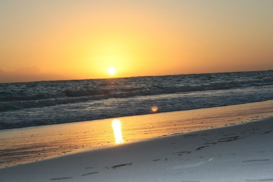 Grand Palladium Punta Cana Resort & Spa: Sonnenaufgang