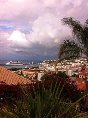 ARTS IN Hotel Conde Carvalhal: vue du balcon