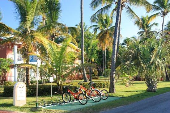 Grand Palladium Punta Cana Resort & Spa: Gelände