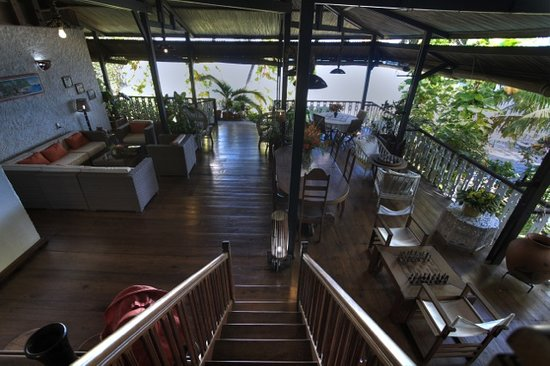 Hotel Gerard et Francine: Salon Grande Maison