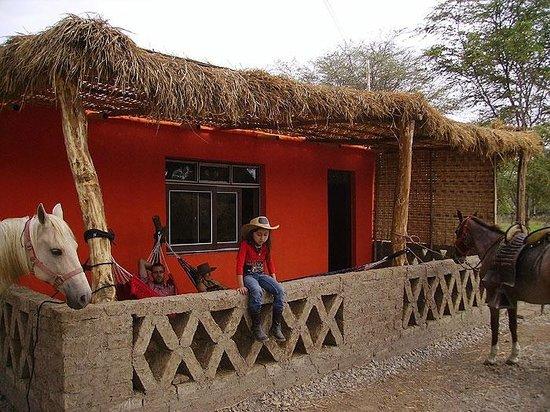 Rancho Santana: bungalow