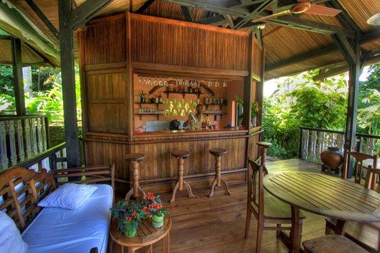 Hotel Gerard et Francine: Bar du Guest House