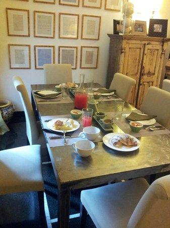 Il Salotto di Lucilla : Breakfast