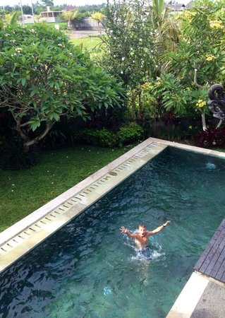 Private Pool Picture Of Desa Pramana Swan Keramas Tripadvisor