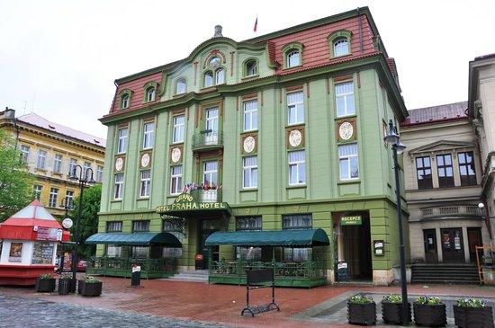 Grand Hotel Praha: Frontsite
