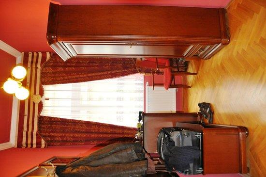 Grand Hotel Praha: Suite
