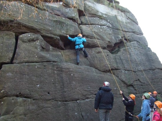 Huby, UK: Brimham Rocks