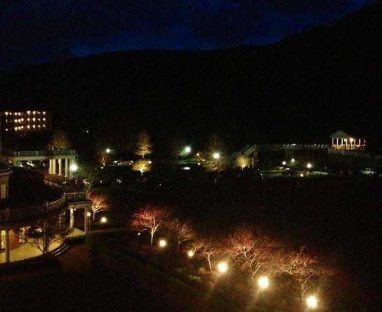 Omni Bedford Springs Resort: Peaceful feeling at the Bedford Springs Resort