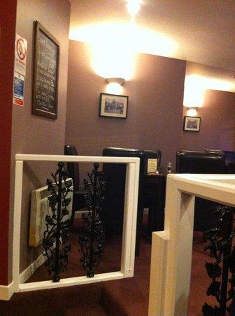 Urquhart's Restaurant: interno