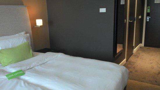 Lindner Hotel & City Lounge Antwerpen: Quarto