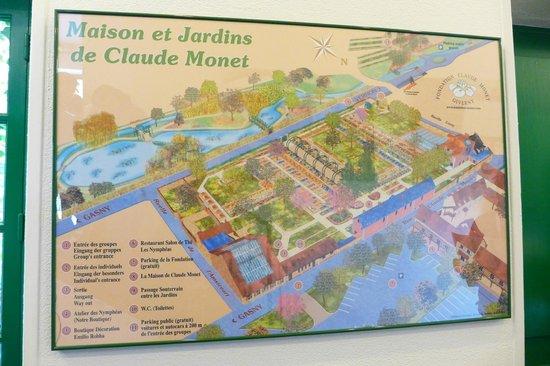 Vue de la cuisine - Photo de Maison et jardins de Claude Monet, Giverny - TripAdvisor