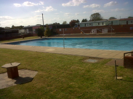 Open Spaces And Swimming Pool Picture Of Valley Farm Holiday Park Park Resorts Clacton On