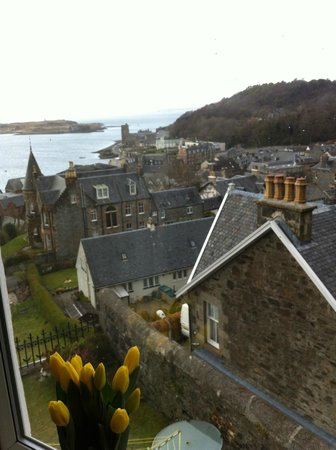 Dunheanish Guest House: room view