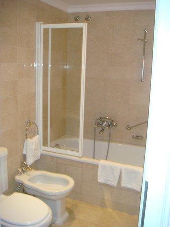 โรงแรมซาเชอร์ ซาลซ์บูร์ก: Bath