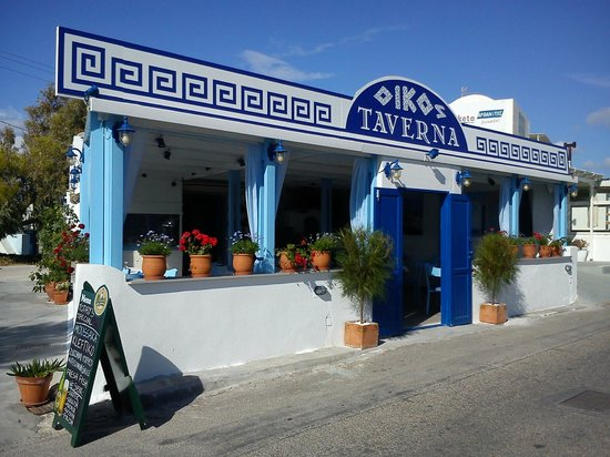 OIKOS Taverna: With all flowers - finally