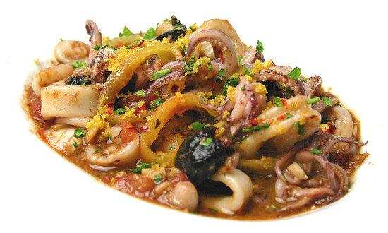 Chianti Ristorante Italiano: Seafood