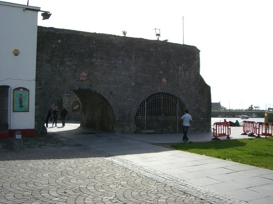 Image result for spanish arch galway