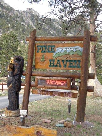 Pine Haven Resort: PINE HAVEN