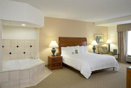 Superieur Hilton Garden Inn Rock Hill: King Whirlpool Suite