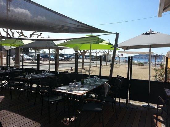 Restaurant Le Saint Julien Bouzigues