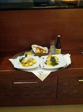 Wyndham Mérida: Room service