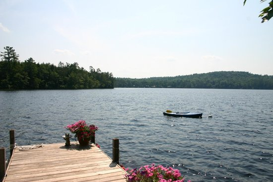 Dragonflies B&B: Boat Dock
