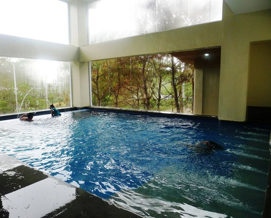 Small Indoor Pool Picture Of Le Monet Hotel Baguio