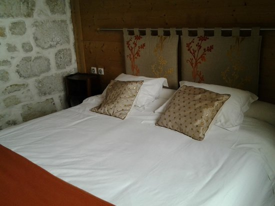 Hotel La Mainaz : chambre